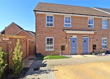 Thumbnail 3 bed semi-detached house for sale in Juno Lane, Fairfields, Milton Keynes