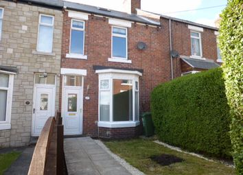 Thumbnail 3 bed terraced house to rent in Osbourne Gardens, Crook