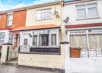 Thumbnail 3 bed terraced house for sale in Cowper Road, Gillingham