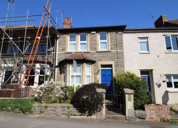 Thumbnail 4 bed terraced house for sale in Rock Road, Keynsham, Bristol
