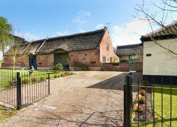 Thumbnail 3 bedroom barn conversion for sale in The Street, Halvergate