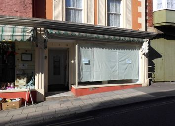 Thumbnail Studio to rent in High Street, Wincanton
