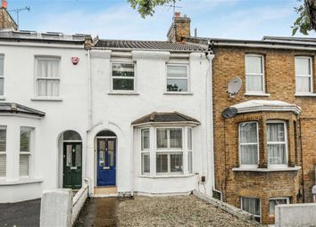 Thumbnail 3 bed terraced house for sale in Carnarvon Road, South Woodford, London