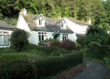 Thumbnail 4 bed detached house for sale in The Coombes, Polperro, Nr Looe, Cornwall