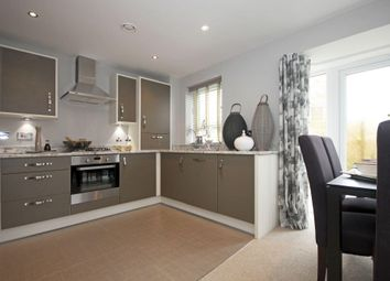 "Thumbnail 3 bed semi-detached house for sale in ""Moresby"" at Haydock Park Drive, Bourne"