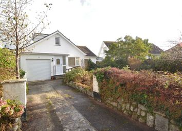 Thumbnail 4 bed detached bungalow for sale in Richmond Way, Carbis Bay, St. Ives