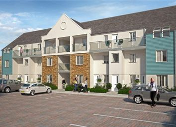 Thumbnail 2 bedroom flat for sale in Chapel Walk Mews, North Parade, Camborne