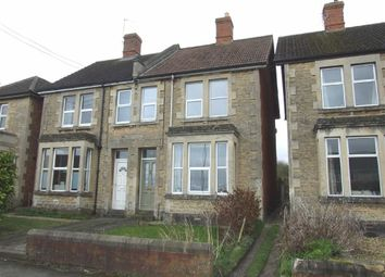 Thumbnail 3 bed semi-detached house for sale in London Road, Chippenham