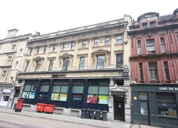 Thumbnail 1 bed flat to rent in Baldwin Street, Bristol