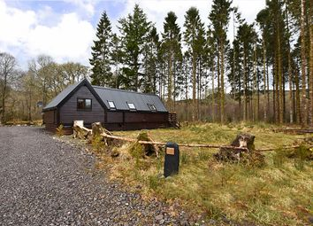 Thumbnail 2 bed lodge for sale in 18 Loch Aweside Forest Cabins, Dalavich