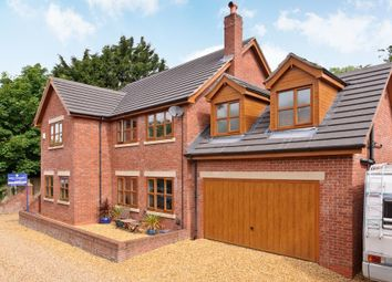 Thumbnail 5 bed detached house for sale in Gough Lane, Bamber Bridge, Preston