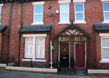 Thumbnail 4 bedroom terraced house to rent in Croydon Road, Arthurs Hill, Newcastle Upon Tyne