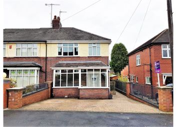 Thumbnail 3 bed semi-detached house for sale in Wesley Place, Newcastle