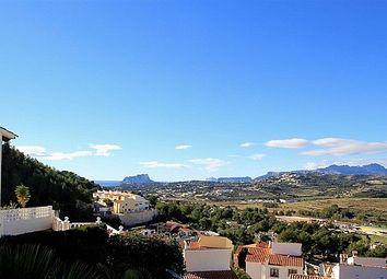 Thumbnail 3 bed villa for sale in Benitachell, Valencia, Spain