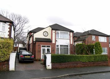 Thumbnail 5 bedroom detached house for sale in Craigwell Road, Prestwich, Prestwich Manchester