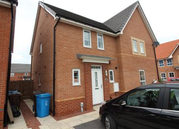3 bed semi-detached house for sale in Reckitt Crescent, Hull HU8
