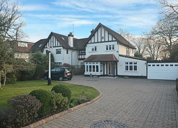 Thumbnail 4 bed semi-detached house for sale in Leesons Hill, Chislehurst