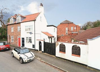 Thumbnail 2 bedroom semi-detached house for sale in Low Street, North Ferriby