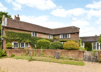 Thumbnail 4 bed detached house for sale in Normandy Common, Normandy, Guildford, Surrey