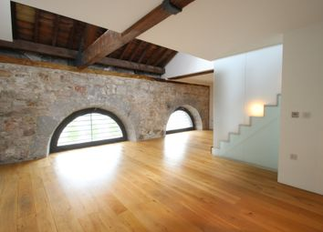 Thumbnail 1 bed flat to rent in Brewhouse, Royal William Yard, Stonehouse, Plymouth