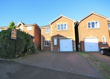 Thumbnail 4 bed detached house for sale in Bentham Place, Standish, Wigan