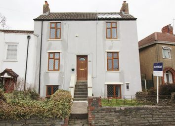 Thumbnail 4 bed terraced house for sale in Manor Road, Fishponds, Bristol