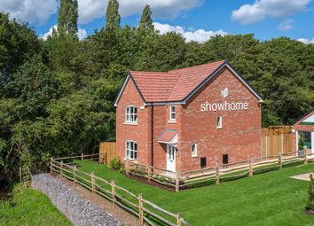 """Thumbnail 3 bed detached house for sale in """"The Hatfield"""" at Station Road, Long Marston, Stratford-Upon-Avon"""
