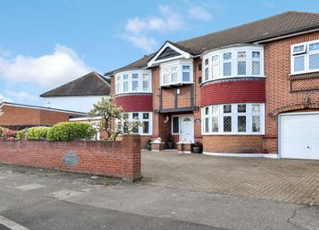 Thumbnail 4 bed detached house for sale in Wellington Road, Bexley