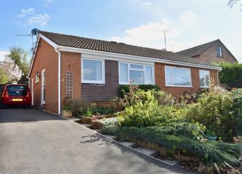 Thumbnail 2 bed semi-detached bungalow for sale in Poundisford Close, Taunton