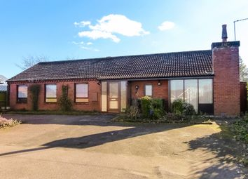Thumbnail 4 bedroom detached bungalow for sale in 14 The Walnuts, Worlingham, Beccles