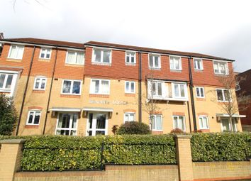 Thumbnail 1 bed flat for sale in Bramble Lodge, 4 Brambledown Road, Wallington