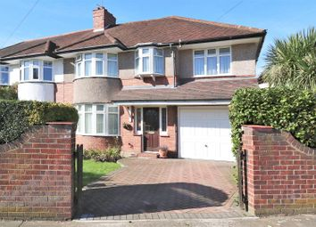 Thumbnail 4 bed semi-detached house for sale in Wentworth Crescent, Hayes