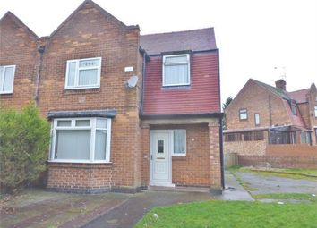 Thumbnail 4 bed semi-detached house for sale in Tennent Road, Acomb, York