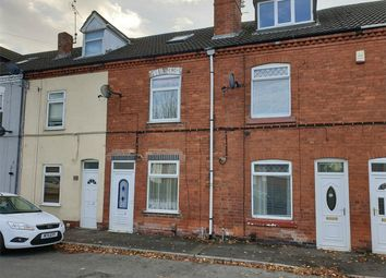 Thumbnail 3 bed terraced house for sale in Talbot Street, Pinxton, Nottingham, Derbyshire