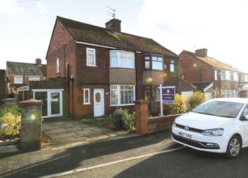 Thumbnail 3 bed semi-detached house for sale in Birchley Road, Billinge, Wigan