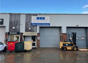 Thumbnail Commercial property for sale in A3, Citadel Trading Park, Tower Street, Hull, East Yorkshire