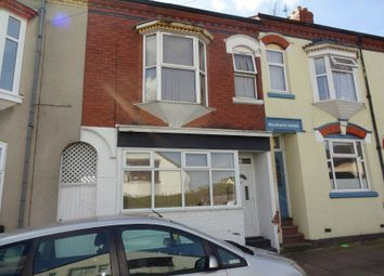Thumbnail 3 bedroom terraced house for sale in Pool Road, Off Fosse Road North, Leicester