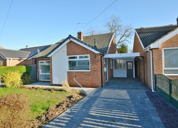 Thumbnail 2 bed detached bungalow for sale in Springfield Road, Southwell