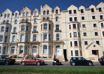 Thumbnail 2 bed flat for sale in Mooragh Promenade, Ramsey, Isle Of Man