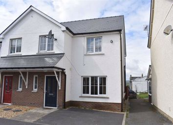 3 bed semi-detached house for sale in Llanybydder SA40