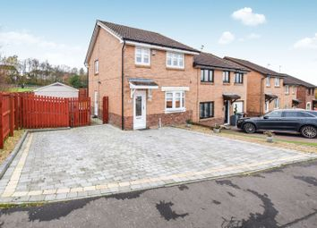Thumbnail 3 bed semi-detached house for sale in Brady Crescent, Glasgow