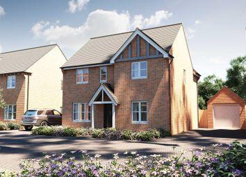 Thumbnail 4 bed detached house for sale in The Berrington, Alderley Gate, Congleton