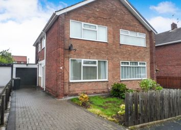 Thumbnail 3 bedroom semi-detached house to rent in Park Drive, Forest Hall, Newcastle Upon Tyne