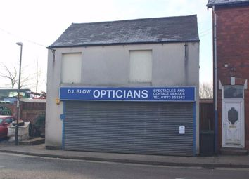 Thumbnail Retail premises for sale in Market Place, South Normanton, Derbyshire