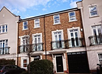 Thumbnail 4 bed terraced house to rent in Mendez Way, London