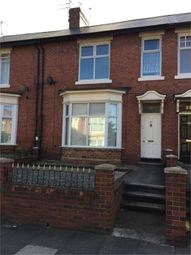 Thumbnail 4 bedroom terraced house to rent in Ewesley Road, High Barnes, Sunderland, Tyne And Wear