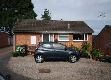 Thumbnail 2 bed detached bungalow for sale in Queens Court, Ledbury, Herefordshire