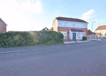Thumbnail 3 bed detached house for sale in Cole Avenue, Chadwell St Mary, Essex