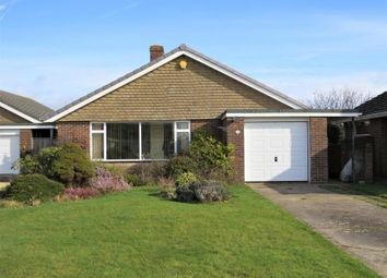 Thumbnail 2 bed detached bungalow for sale in Three Acre Drive, Barton On Sea, New Milton