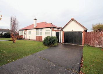 Thumbnail 2 bed detached bungalow for sale in Rosehill Road, Rhyl